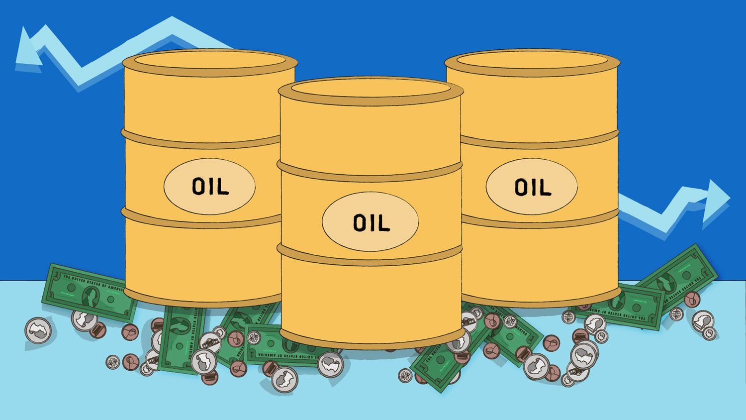 What falling oil prices mean for your monthly budget